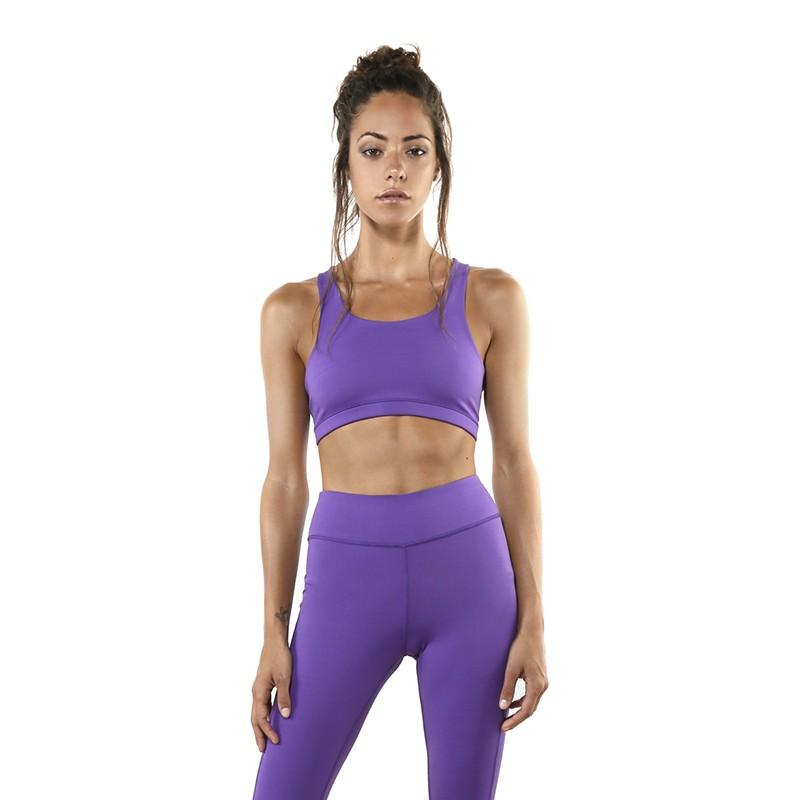 Purnata Yoga Legging - Azul Eléctrico