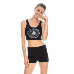 Atma Crop Top - Horoscope