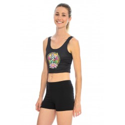 Atma Crop Top - Shiva