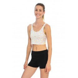 Top Cropped Atma - Mandala...