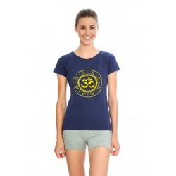 Camiseta Om Mujer