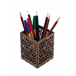 Pen Holder - Cube Edge