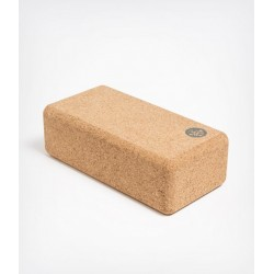 Manduka Lean Cork Yoga Block
