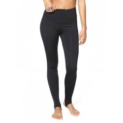 Bimba Yoga Legging - Tropical Blanco