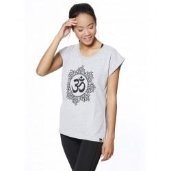 Om T-Shirt Mujer
