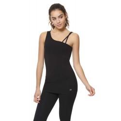 Camiseta Amrita - Negro