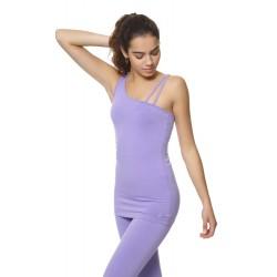 Aryan Yoga Sports Cotton Bra - Blanco